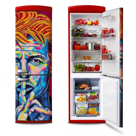 Free-standing | Fridge-freezer