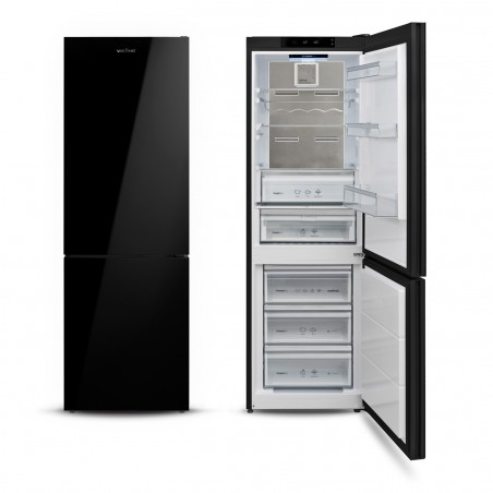FREE-STANDING |Fridge-freezer
