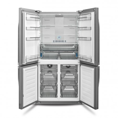 FREE-STANDING Fridge-freezer